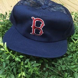Vintage Boston SnapBack Hat